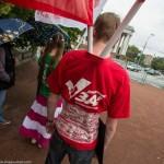 Акция протеста за запрет абортов