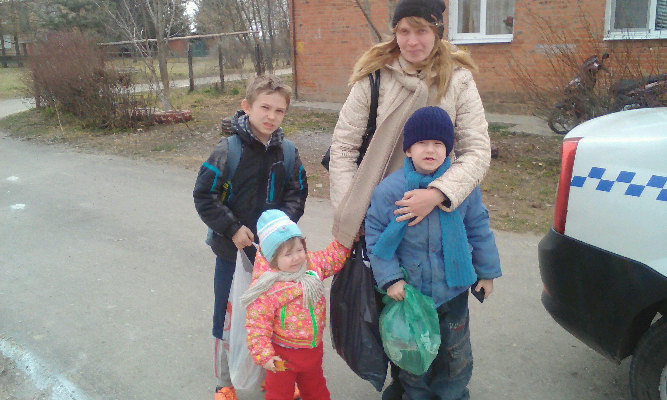 Подопечная семья