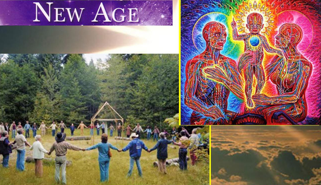 the growth of new age movements
